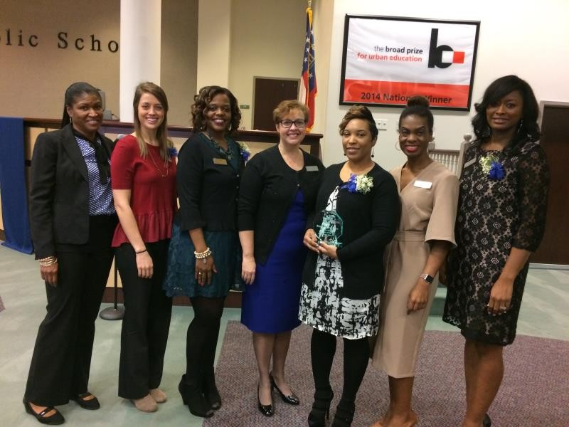 CSI Salutes Shamira Pierson-Porter as GCPS Middle School Counselor Of The Year