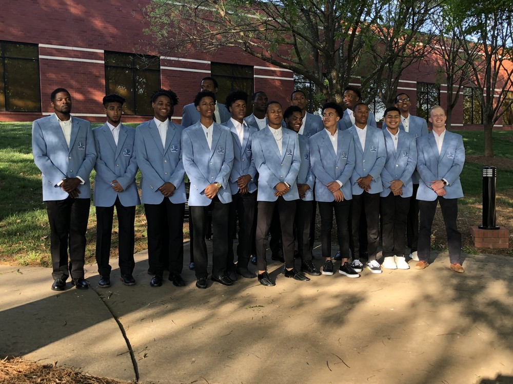 Meadowcreek High School Varsity Basketball Team Recognized by GCPS Board Of Education
