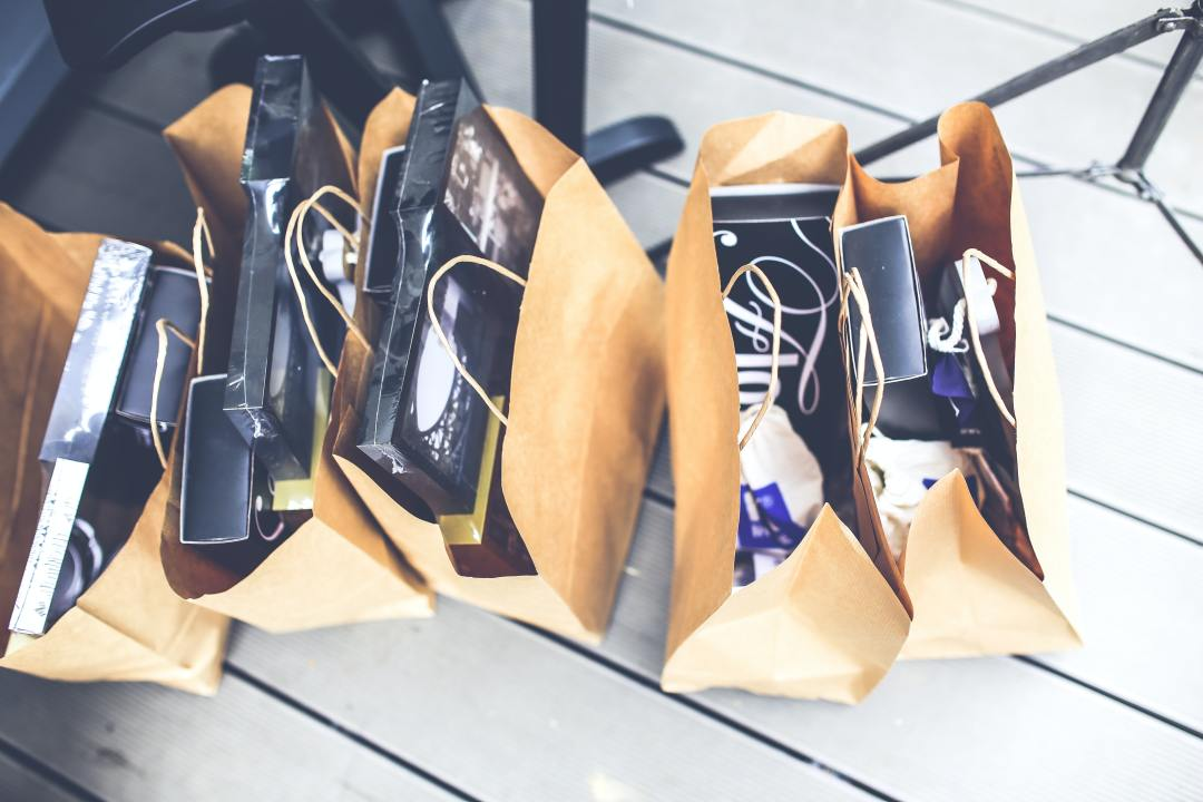 Building the Perfect Swag Bag