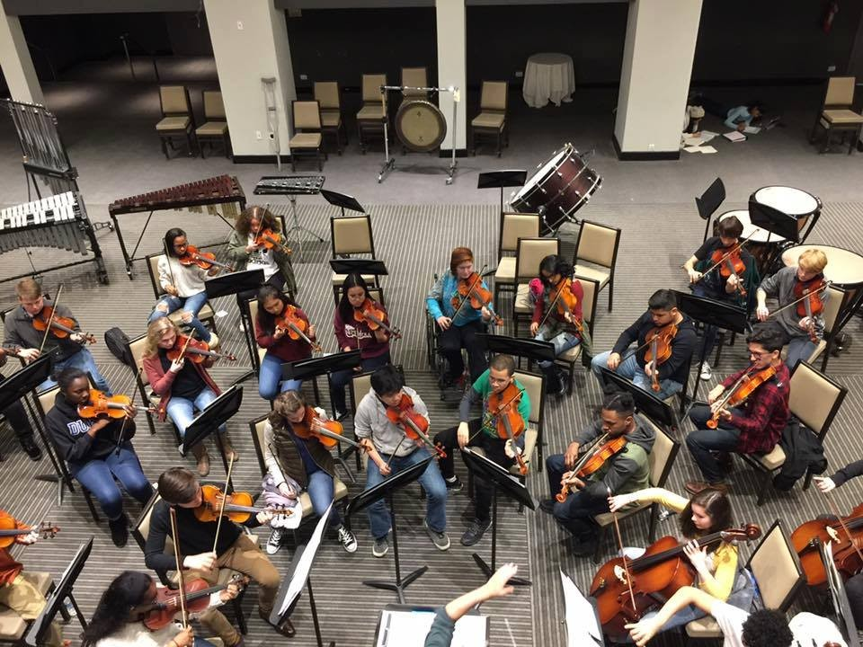 CSI Salutes Brookwood High School Orchestra