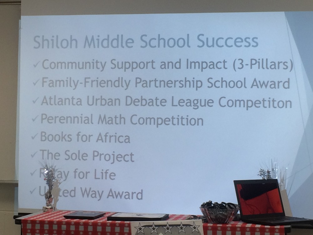 Shiloh Middle Closes The Year With Highlights
